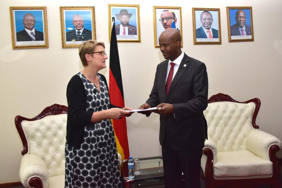 How Will New German Ambassador push Tanzania tourism?