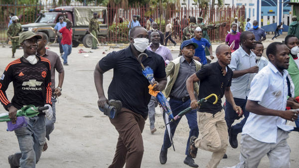 Kenya curfew: COVID-19 coronavirus forces night curfew