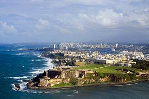 Puerto Rico Urges Tourists on the Island to Comply with Lockdown