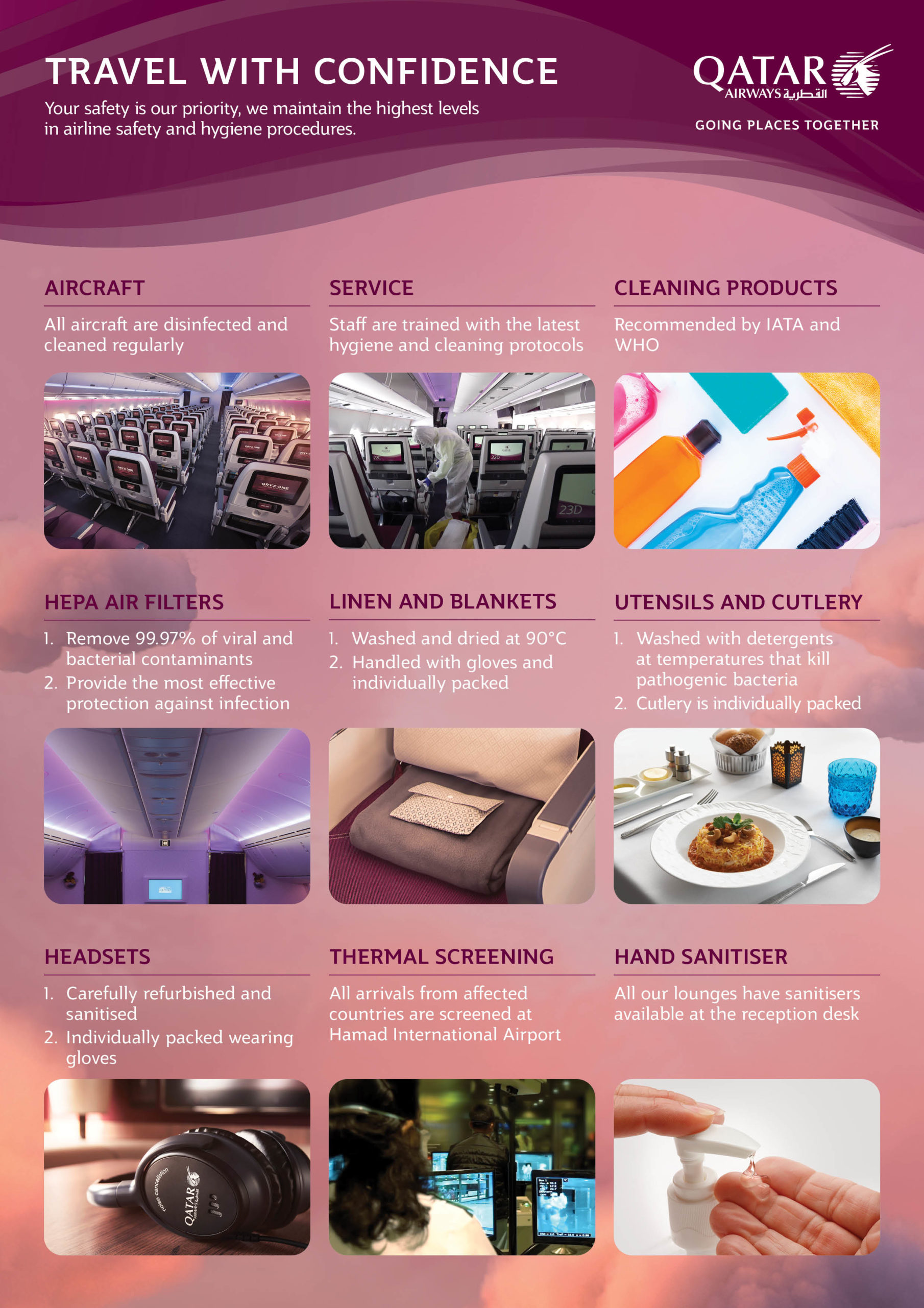 Flying to 70 international cities during COVID-19 with confidence: Qatar Airways CEO explains how