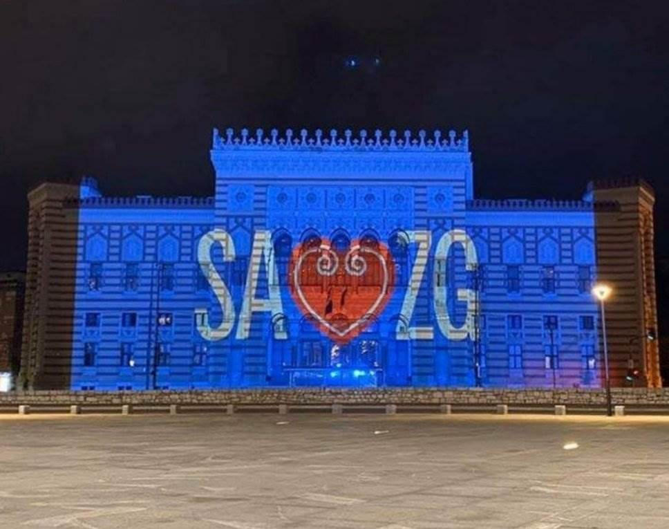 Sarajevo does not forget its friends and it means Zagreb