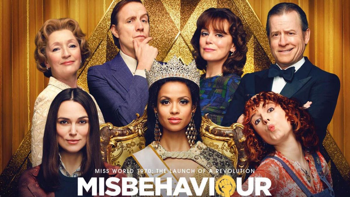 'Misbehaviour' movie goes digital today