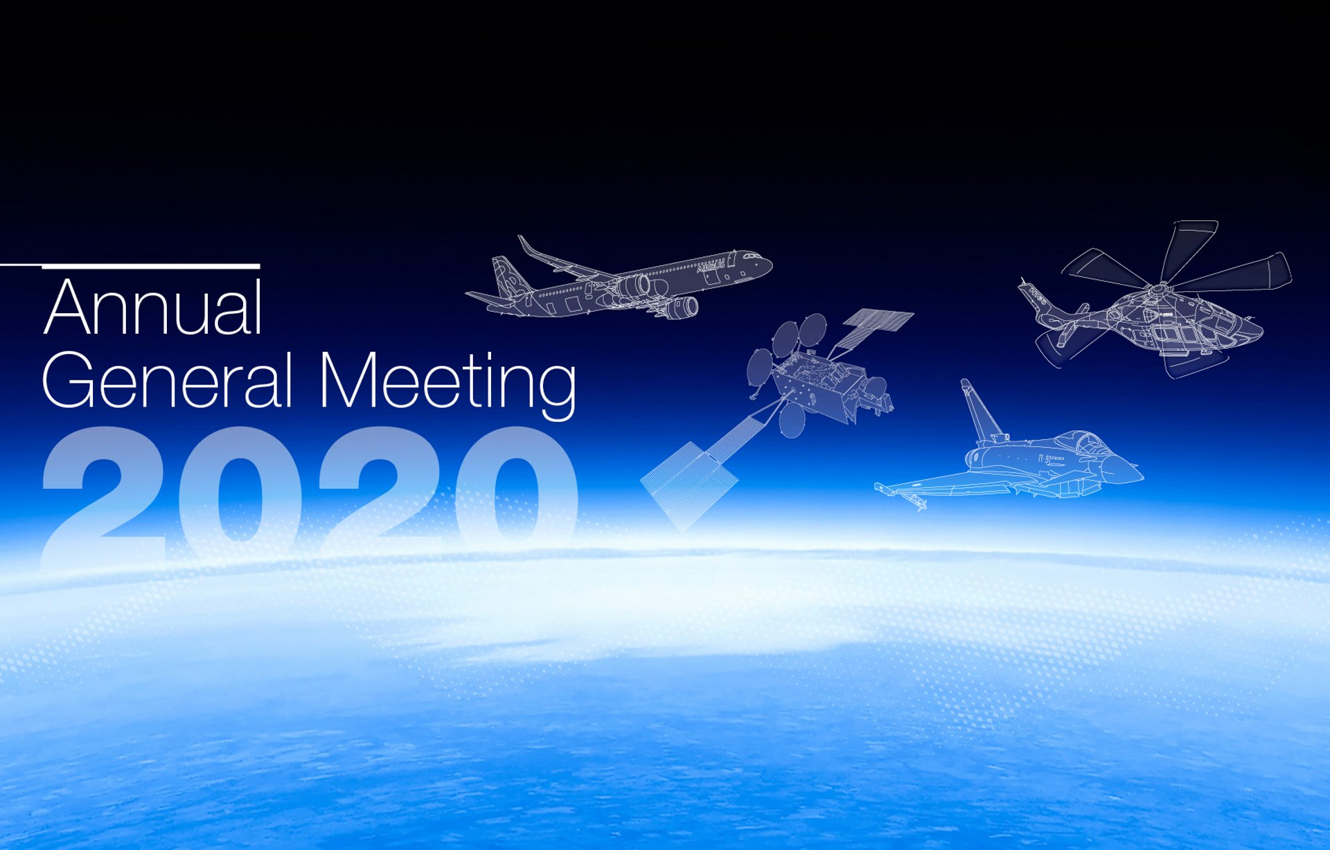 Airbus shareholders elect two new directors at 2020 Annual General Meeting