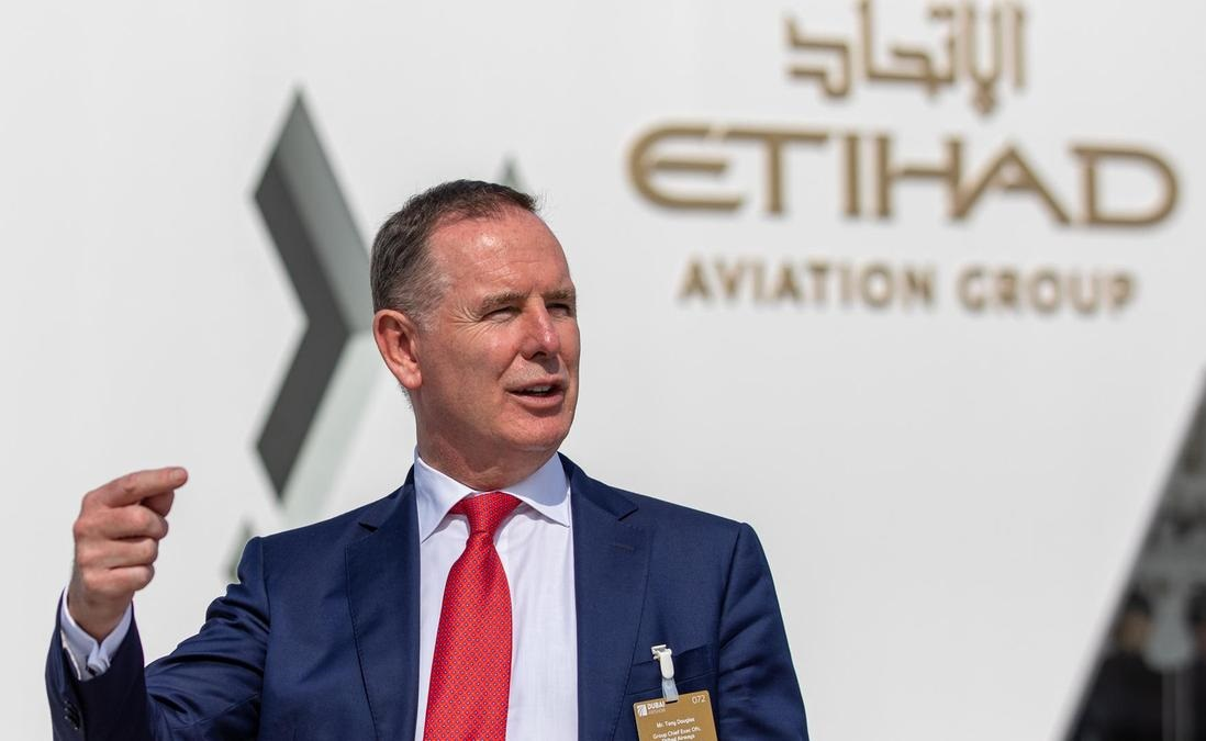 Etihad Airways CEO: We'll push ahead with plans to resume normal flying