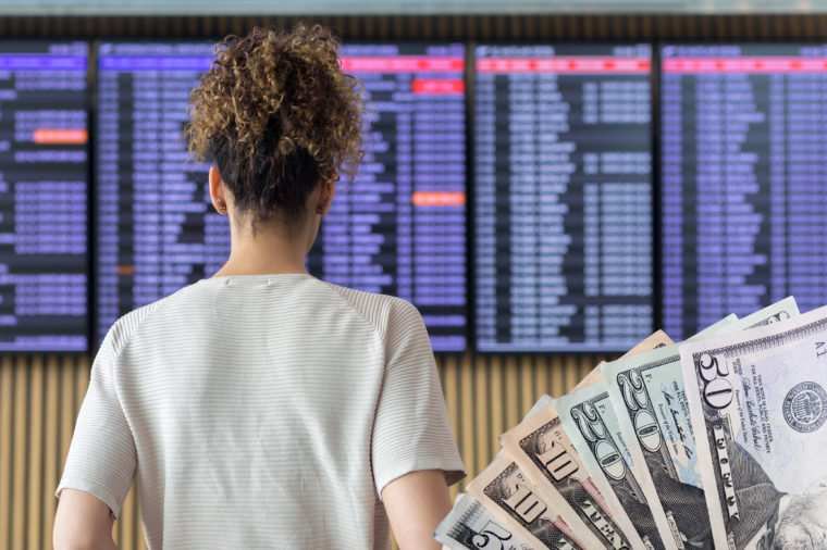 Airlines should provide cash refunds for cancelled flights, NOT vouchers
