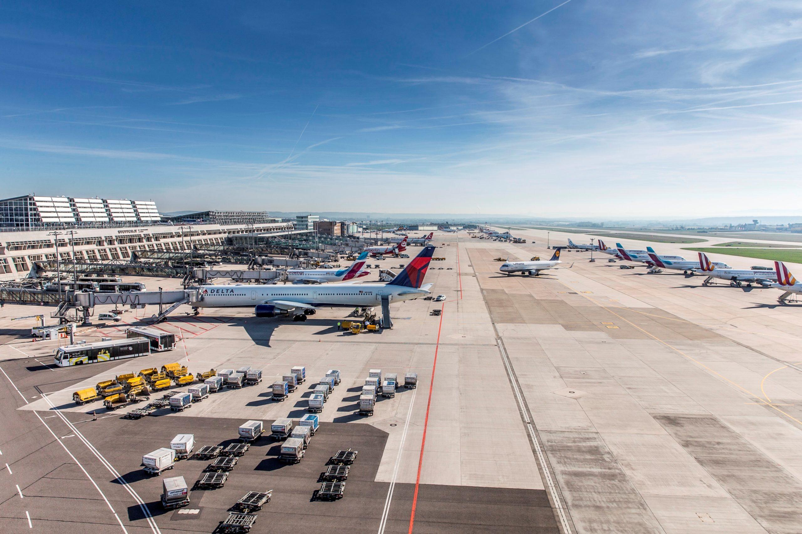 Stuttgart Airport halts flight operations from April 6 to April 22