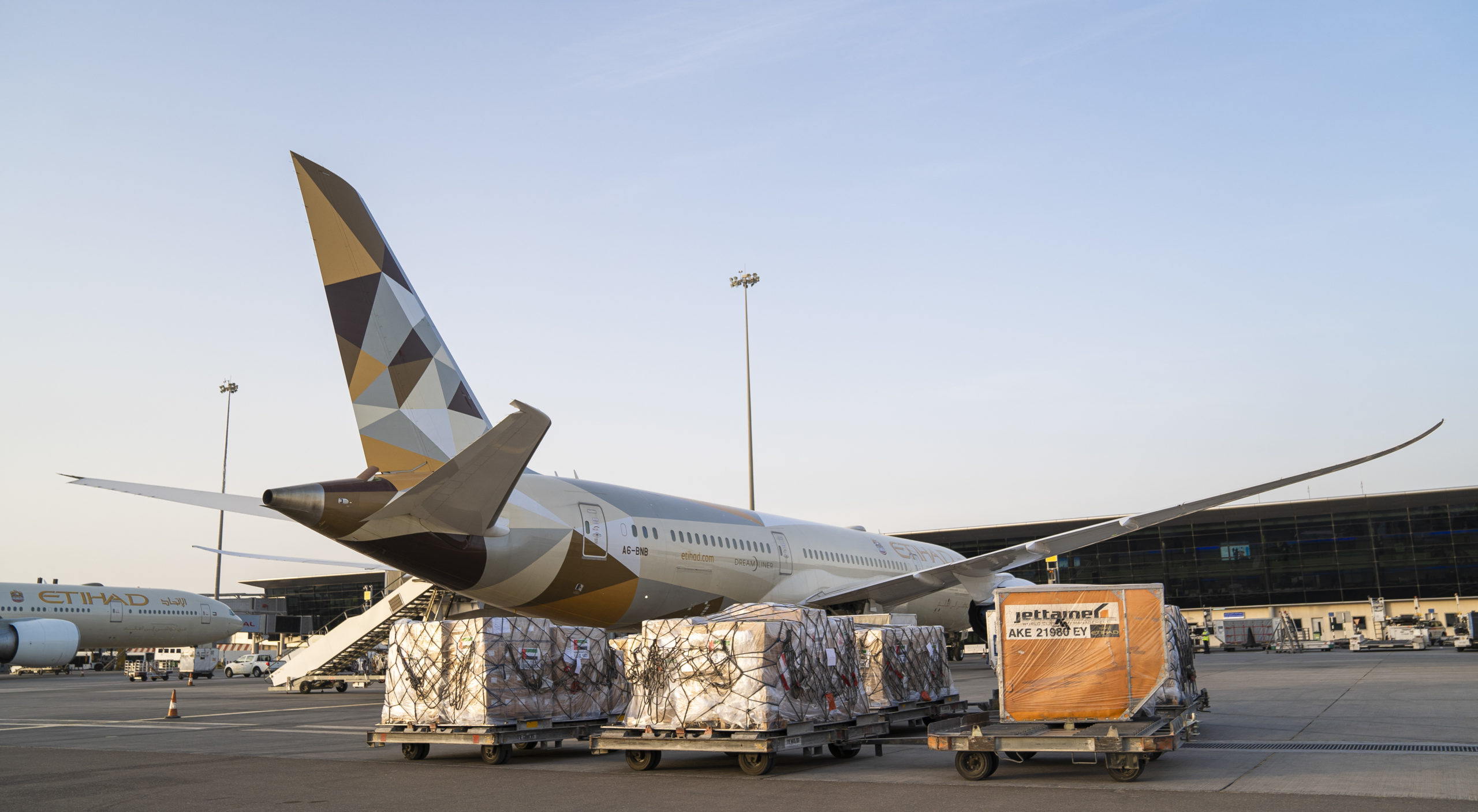 Etihad Cargo to deliver critical airfreight service to Australia