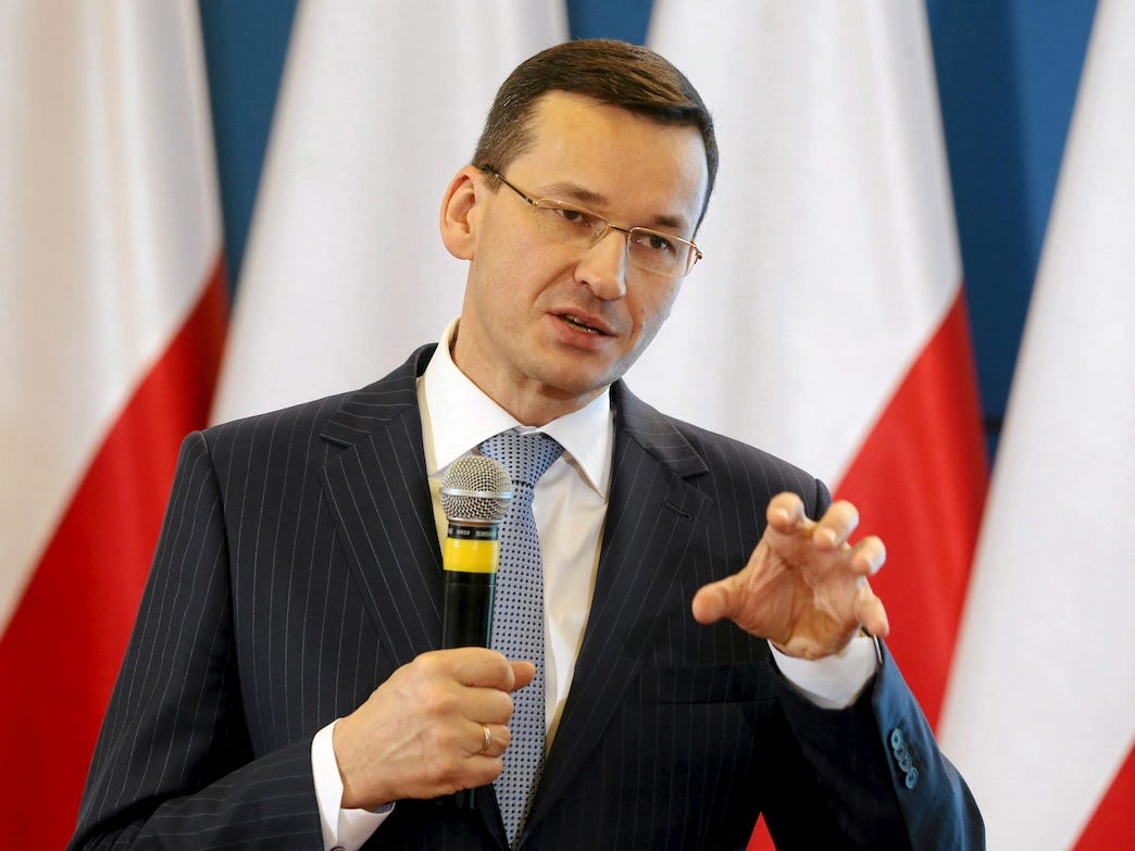 Prime Minister: Poland's hotels and shopping centers will reopen on May 4