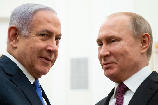 Israel and Russia agree on COVID-19 evacuation flights for their citizens