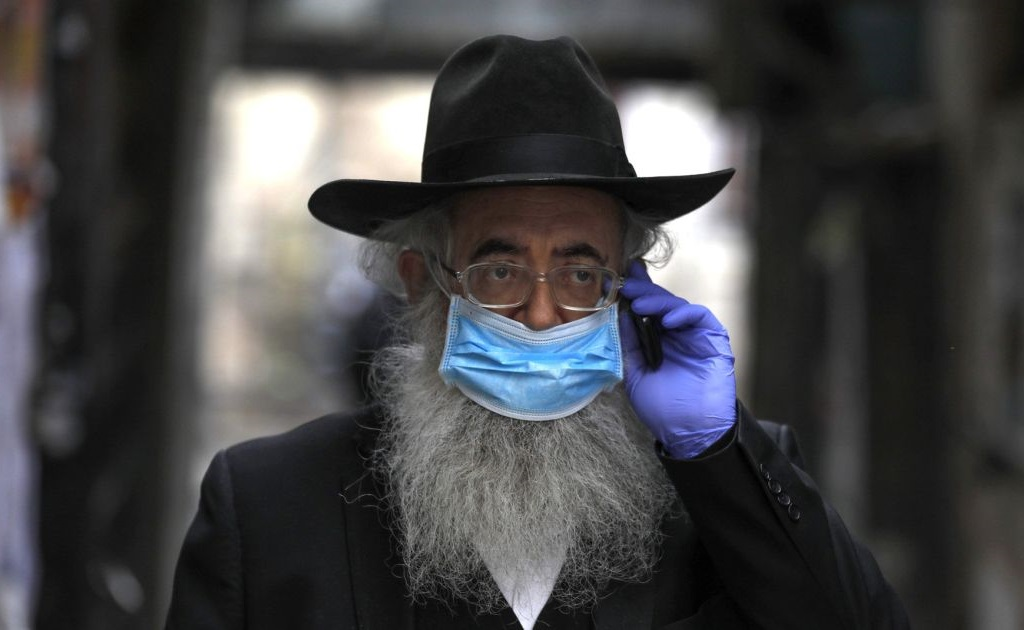 Israel to produce beard-friendly COVID-19 masks for religious orthodoxes
