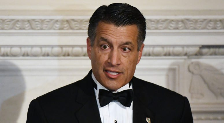 MGM Resorts announces departure of Governor Sandoval