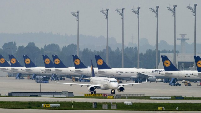 Lufthansa: It will take years for air travel demand to return to pre-crisis levels