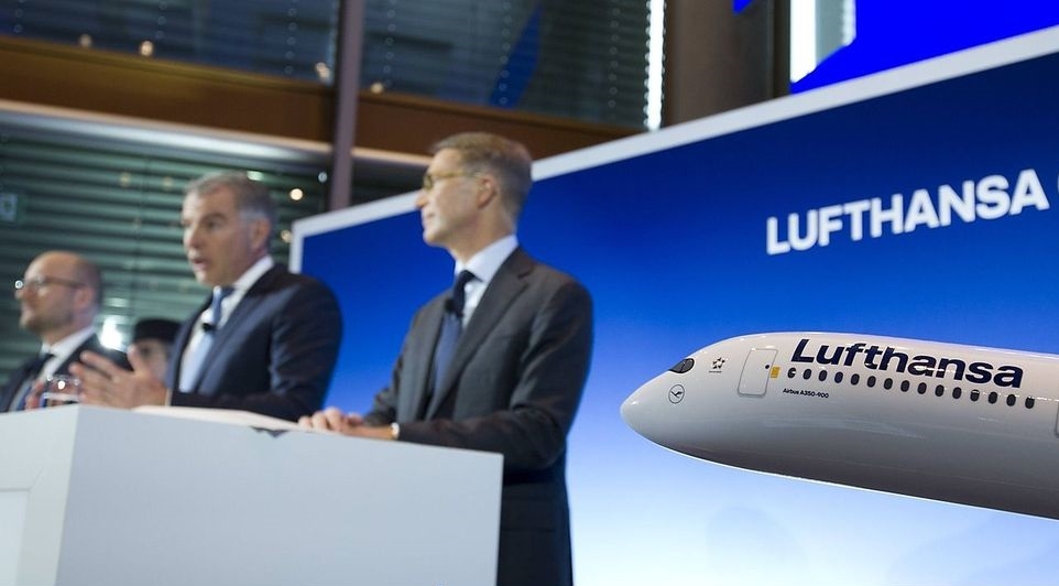 New responsibilities allocated to Lufthansa Executive Board