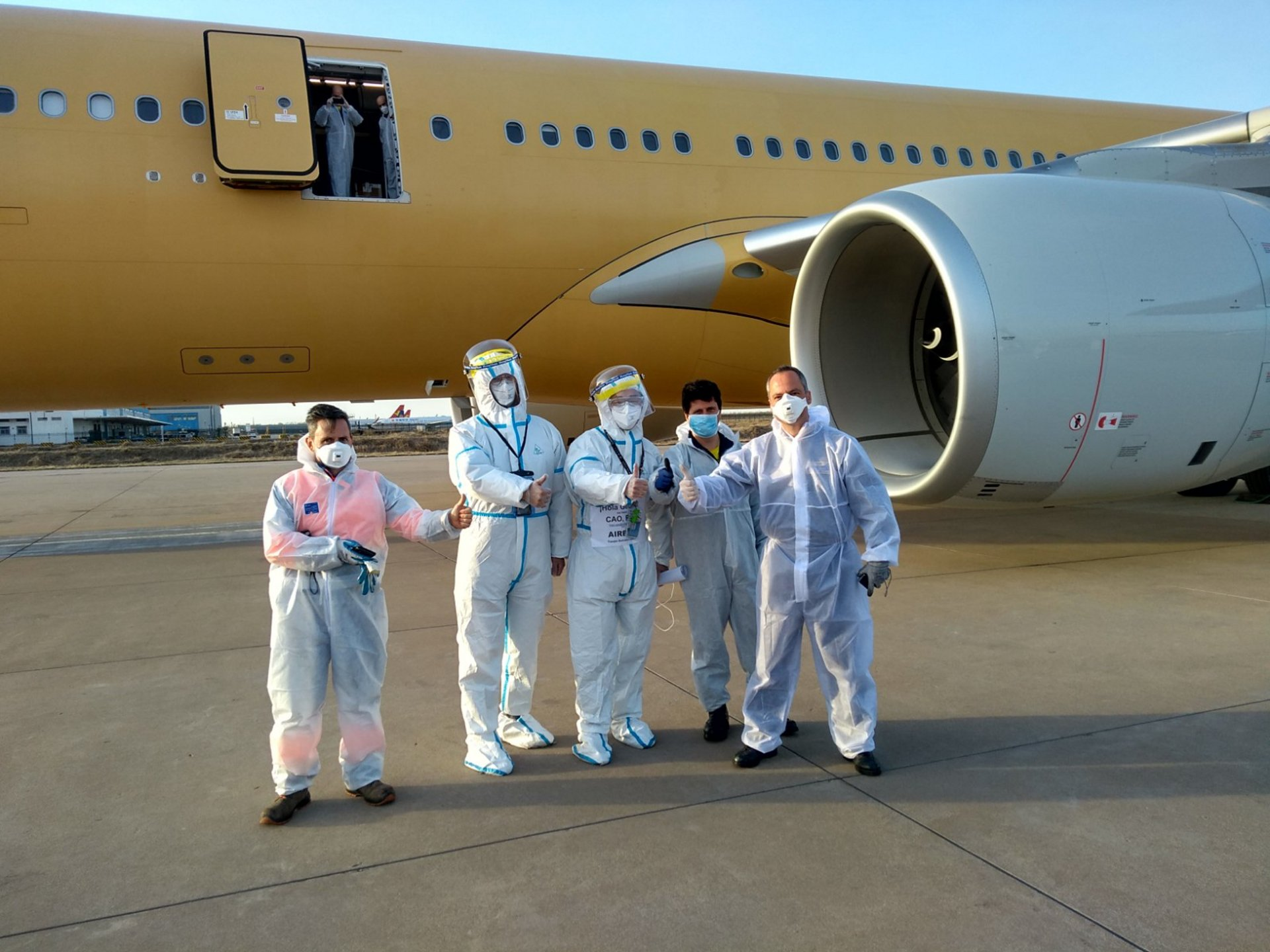 Airbus cuts production rates in COVID-19 environment
