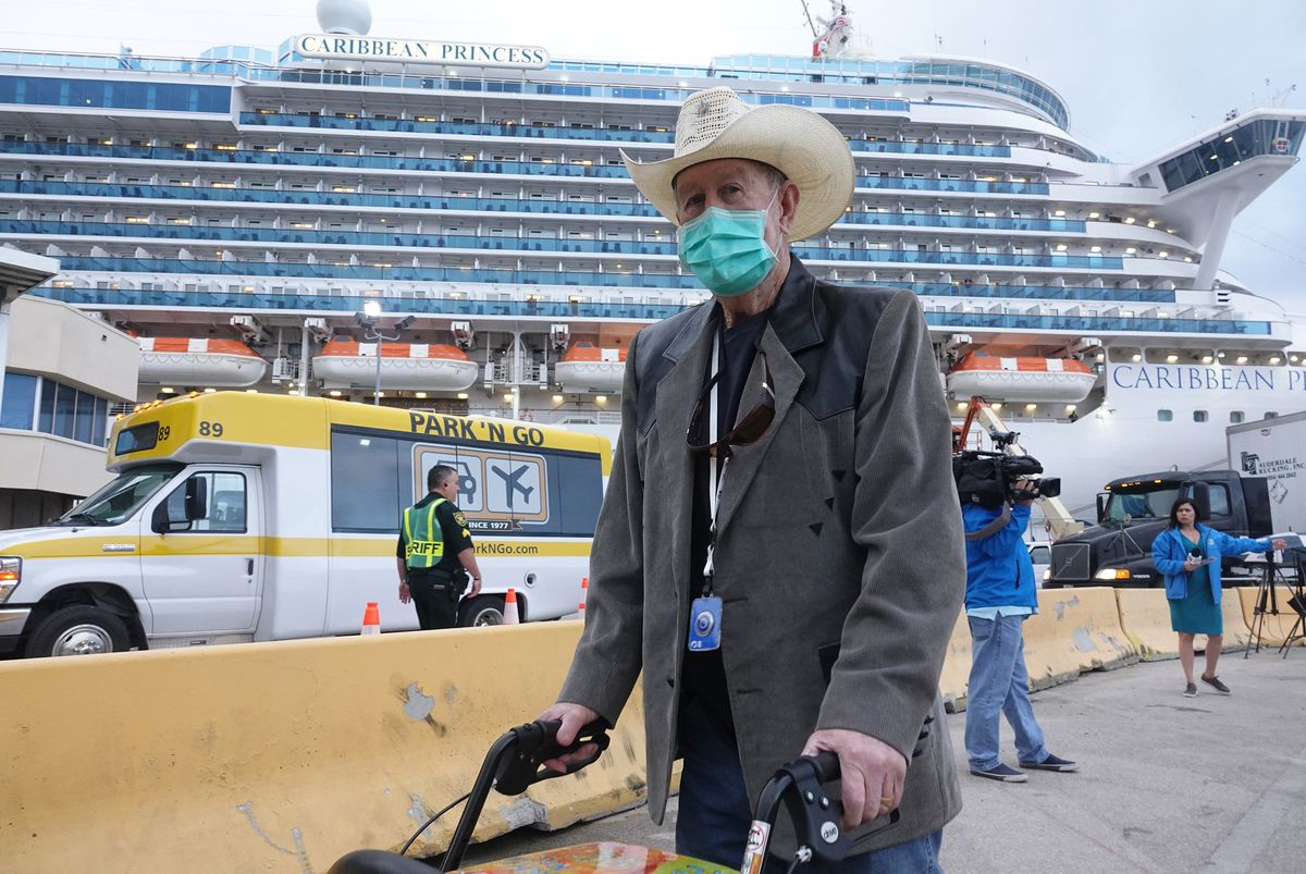 Centers for Disease Control extends No Sail Order for all cruise ships