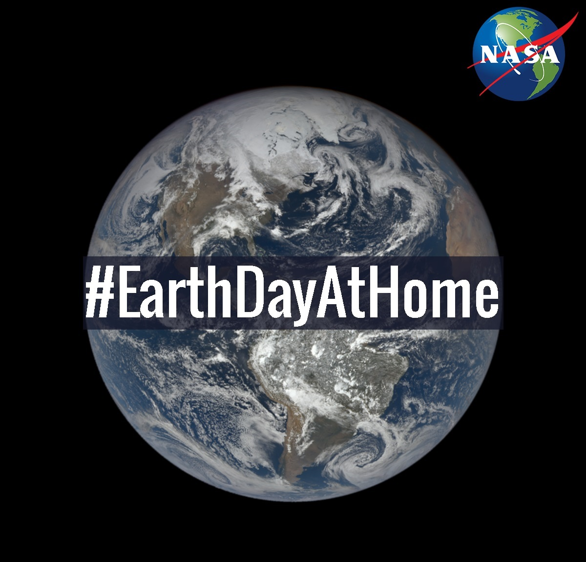 NASA marks 50th anniversary of Earth Day with #EarthDayAtHome