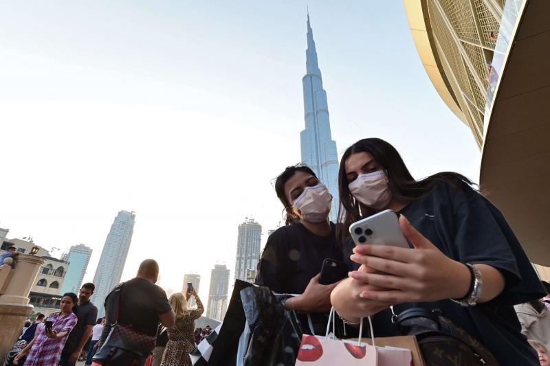UAE's wealthiest emirate goes on complete lockdown
