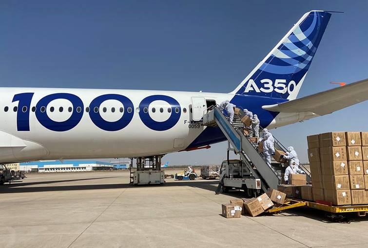 How Airbus is fighting the war on Coronavirus