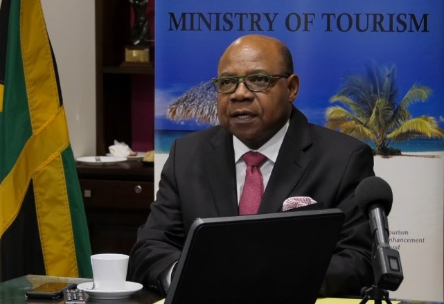 Jamaica Minister Bartlett Discusses COVID-19 Tourism Impact