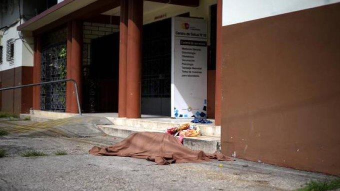 6000 Coronavirus dead unreported: Corpses left on the sidewalk