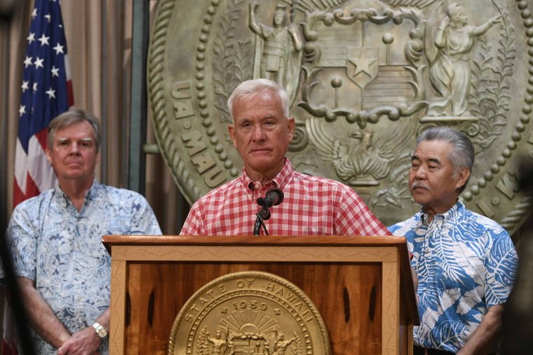 Why only President Trump can save Hawaii now?