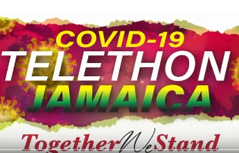 "Jamaica Hosts ""Together We Stand"" Telethon"