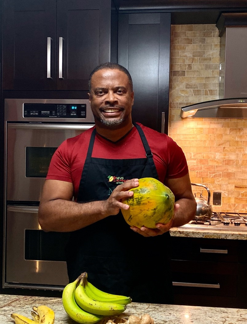 """Nevis' Premier Offers """"Corona Curfew Cooking"""" Recipes"""