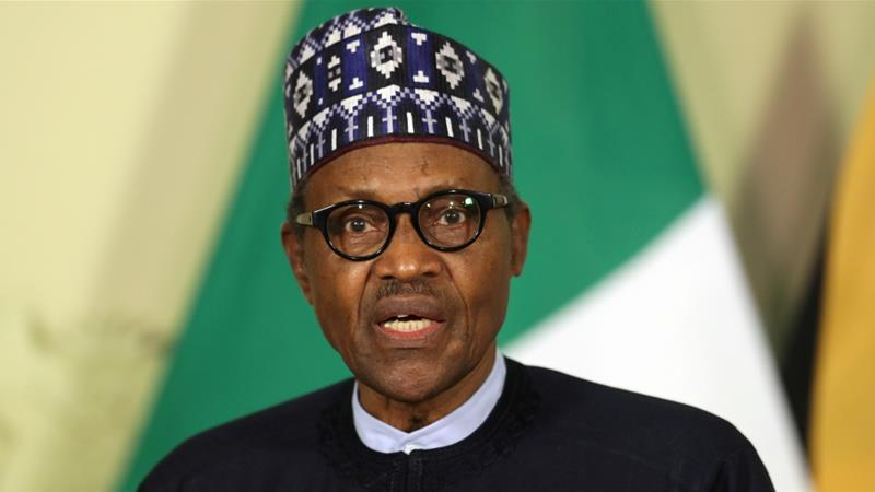 God bless the Federal Republic of Nigeria: Presidential Speech on COVID-19