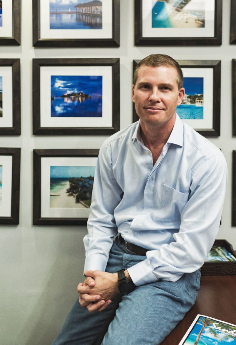 Founder Adam Stewart Shares Importance of The Sandals Foundation