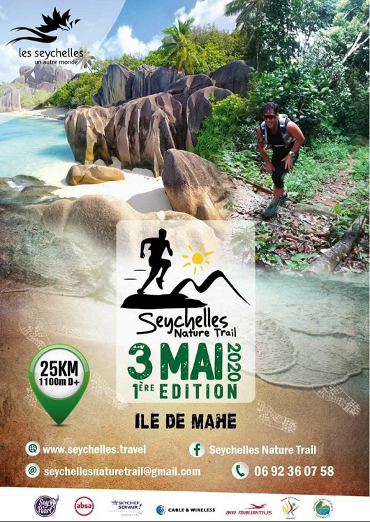 Seychelles Nature Trail Postponed
