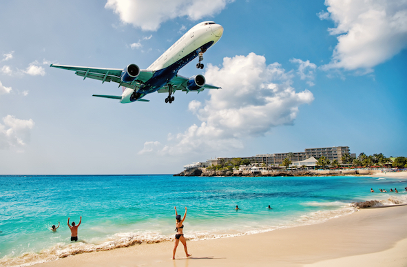 Caribbean governments told to cut passenger taxes on air travel