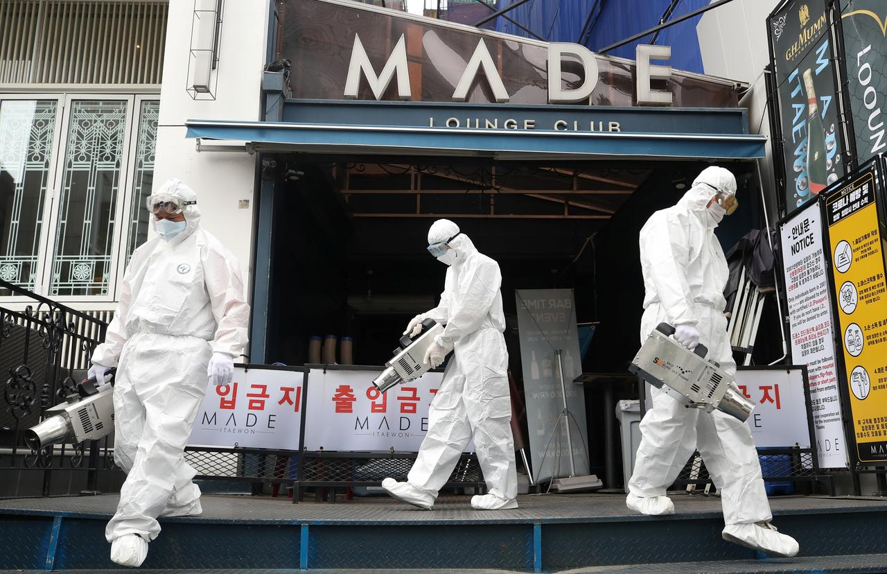 Nightlife industry asks not to be criminalized for South Korea COVID-19 outbreak