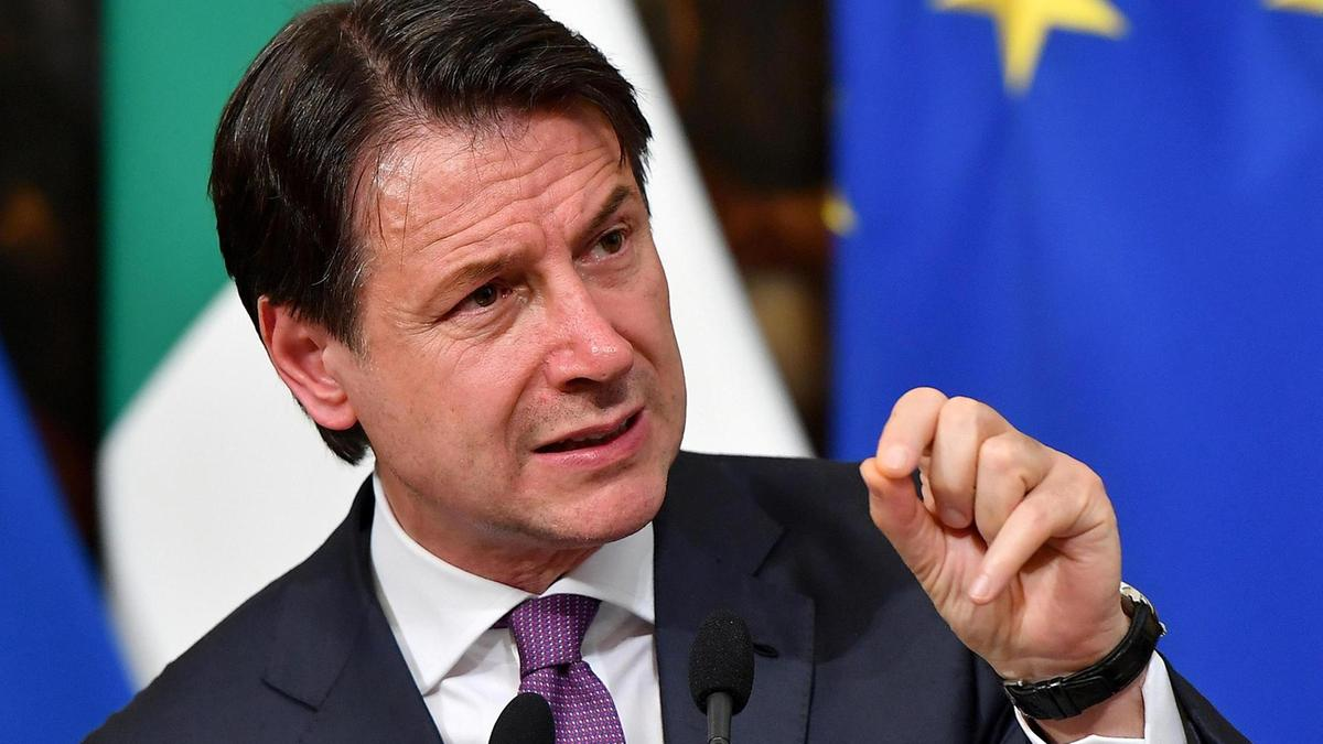 Prime Minister Conte: Italy will lift travel restrictions on June 3