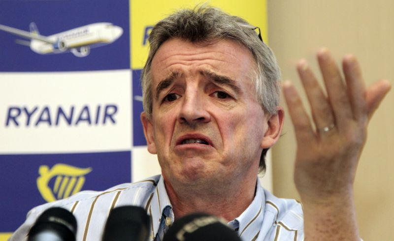 Ryanair CEO: UK response to COVID-19 is 'idiotic'