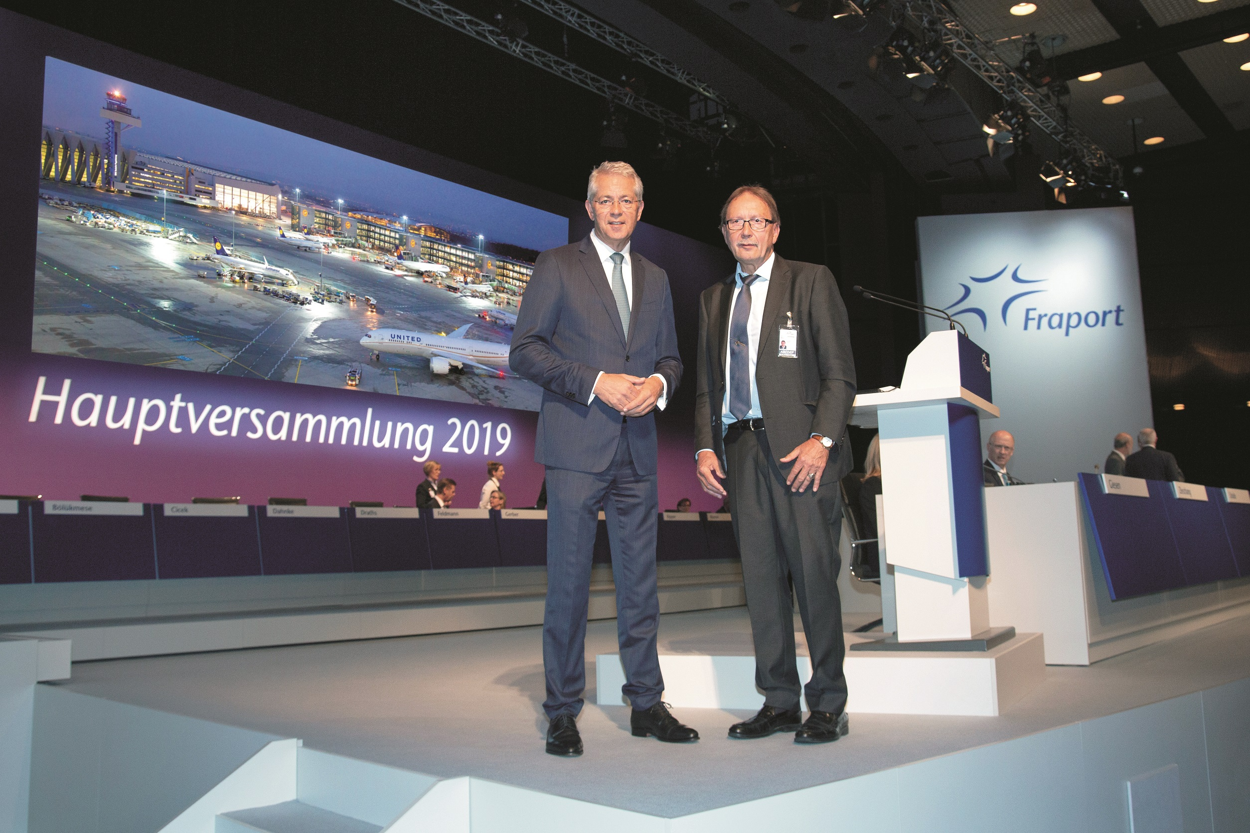 CEO Schulte's speech for Fraport AGM published in advance