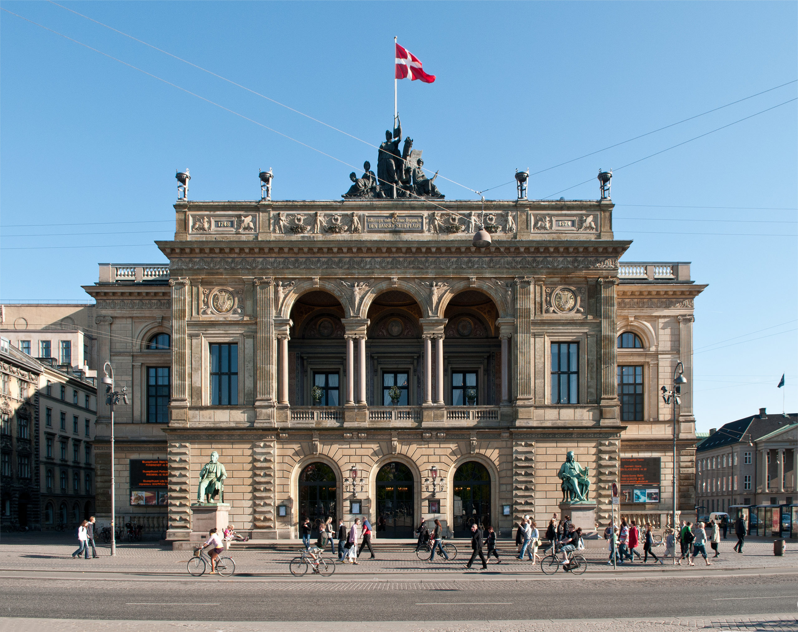Denmark re-opens its museums, zoos, theaters and cinemas to visitors