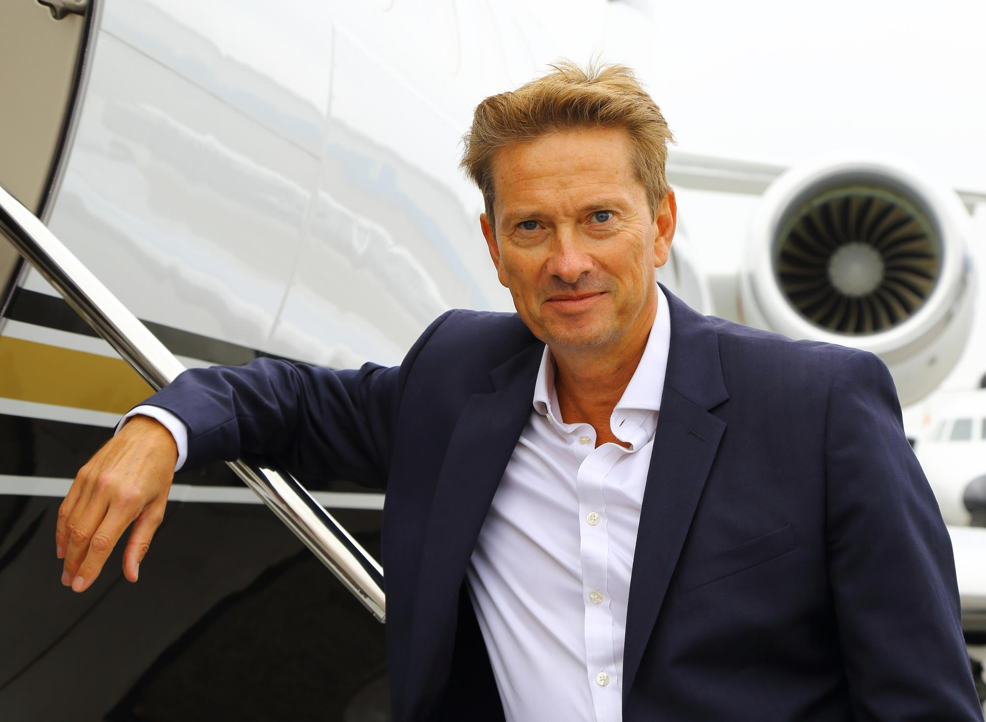 Luxaviation UK CEO announces retirement