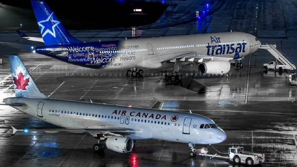European Commission probes takeover of Transat by Ar Canada