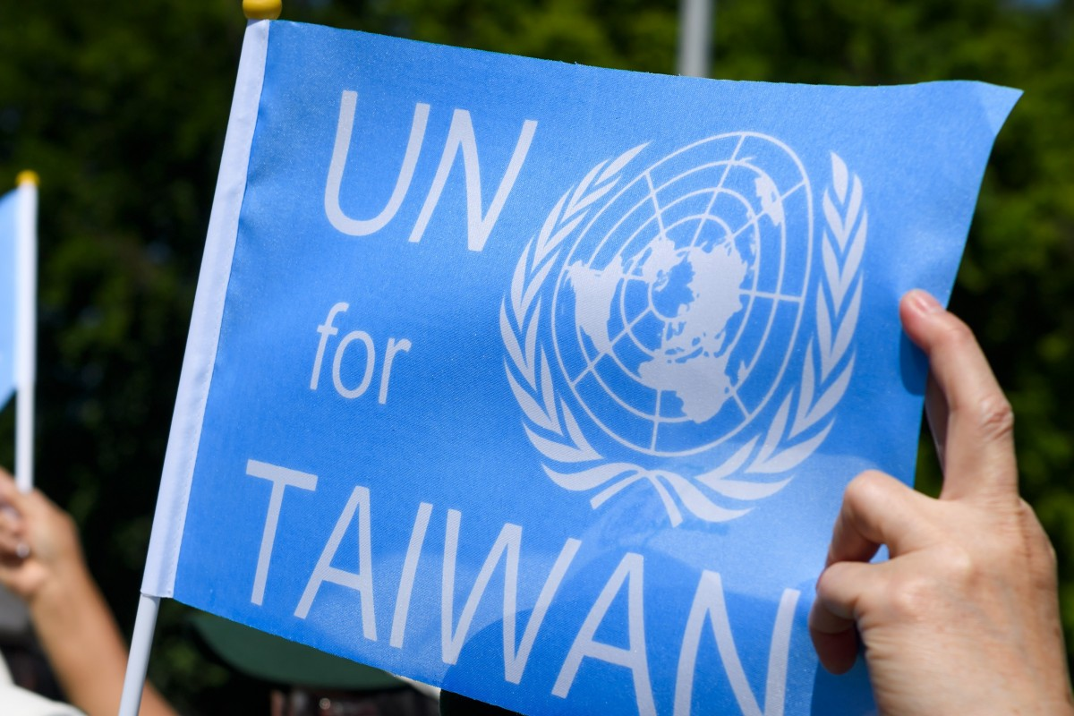 China is livid over US support for Taiwan's UN bid