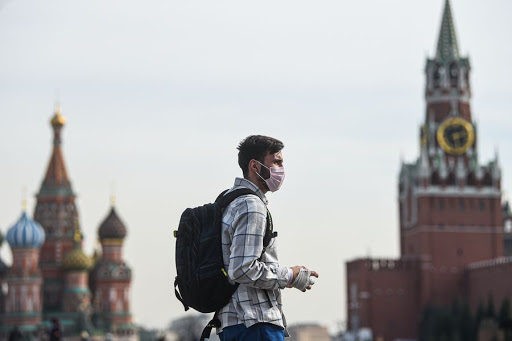 Russia to begin relaxing domestic travel restrictions on June 1