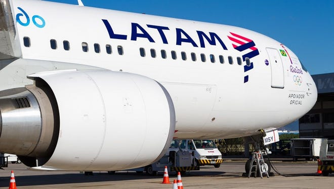 LATAM Airlines files for bankruptcy protection in US