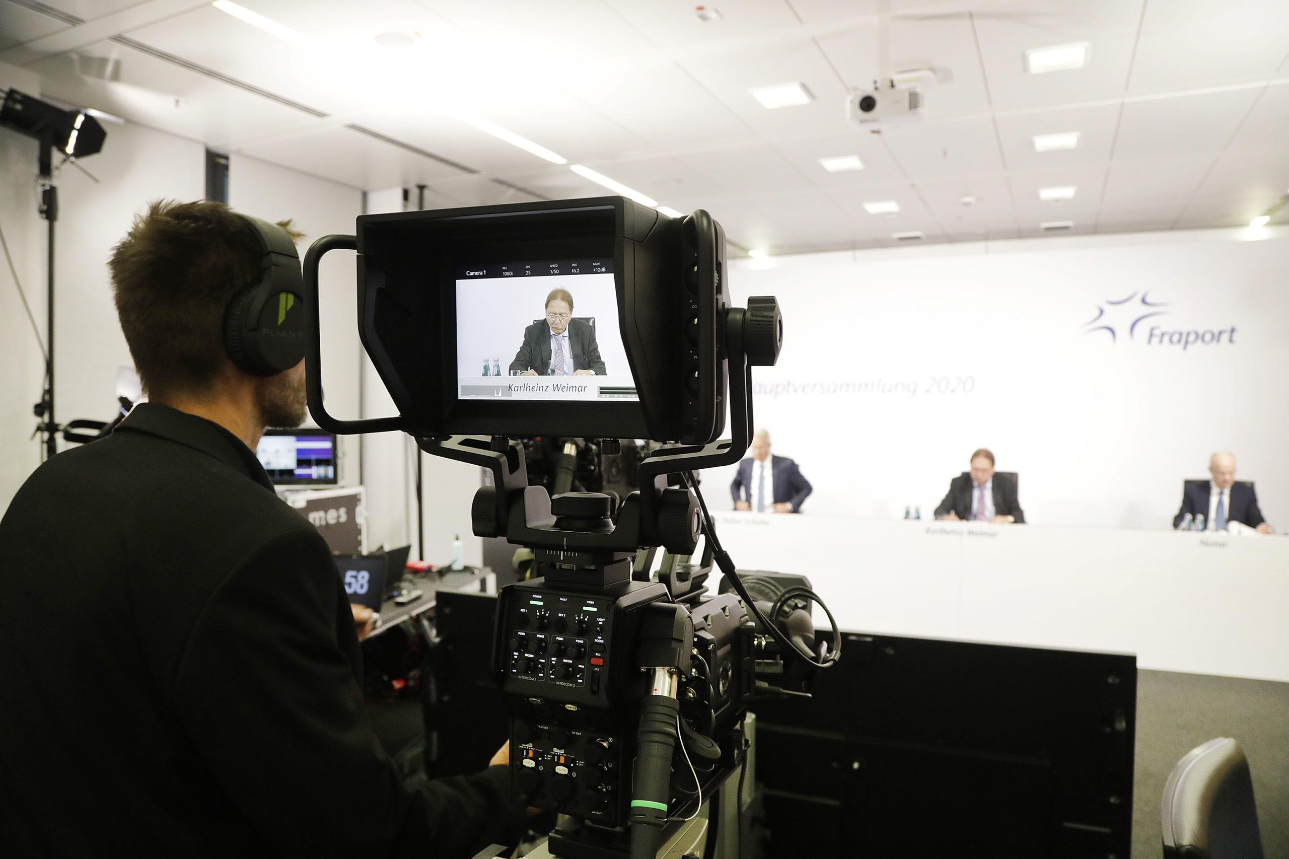Fraport AGM 2020: Shareholders approve all agenda items