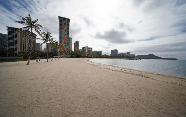 Hawaii hotels report dramatic decline in revenues and occupancy