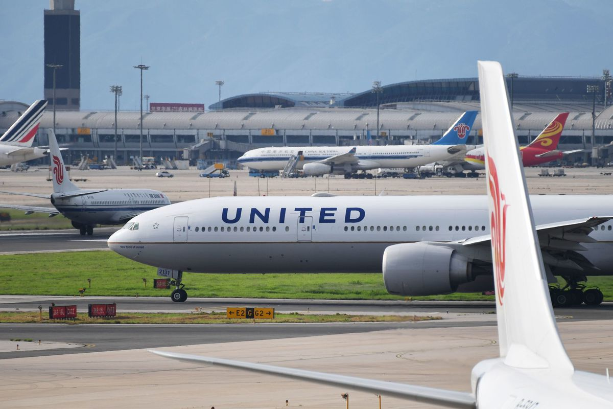 Chinese airlines operate more flights than US carriers in May