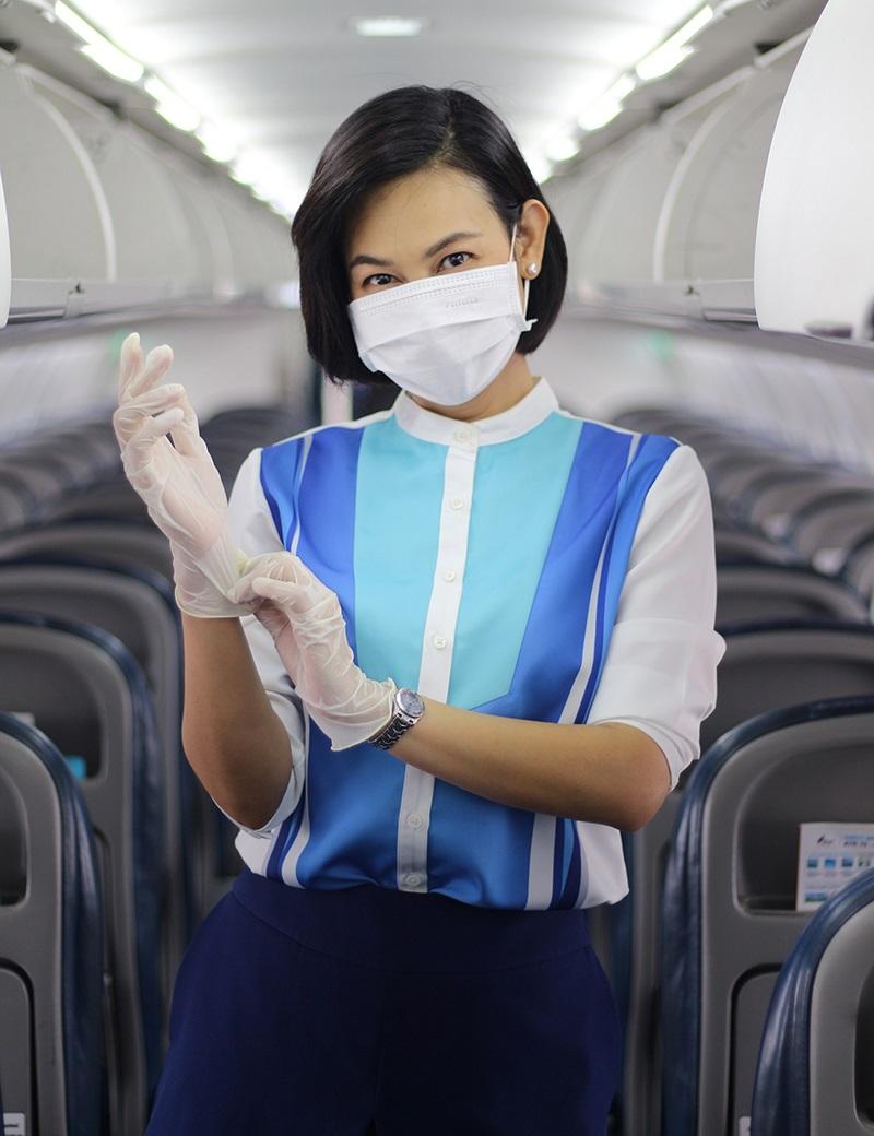 Bangkok Airways enhances anti-COVID-19 measures