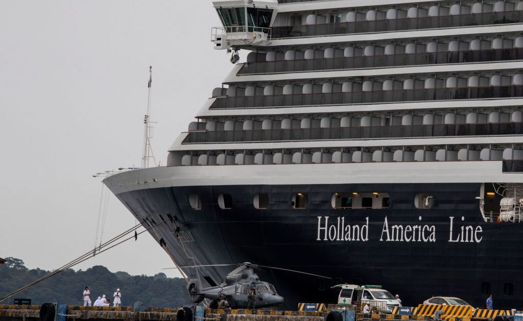 Holland America Line cancels all 2020 Alaska, Europe and Canada cruises
