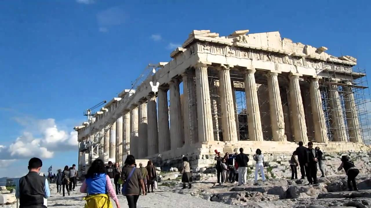 Ancient Greek monuments and historical sites re-open mid-May