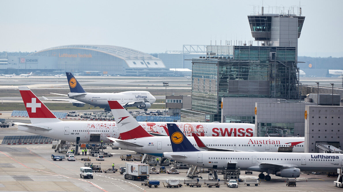 Lufthansa, Eurowings and SWISS to take off again with 160 aircraft in June