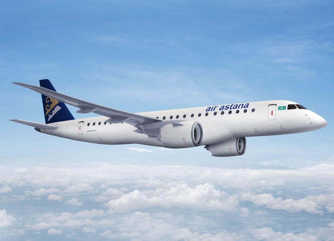 Air Astana resumes regional flights across Kazakhstan