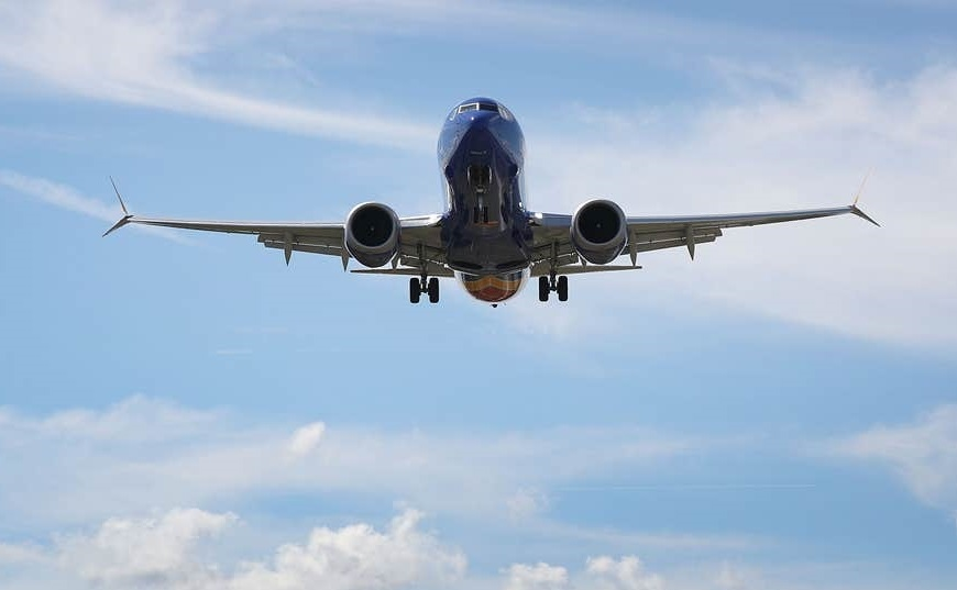 Global passenger jet fleet may have passed lowest point of flight activity